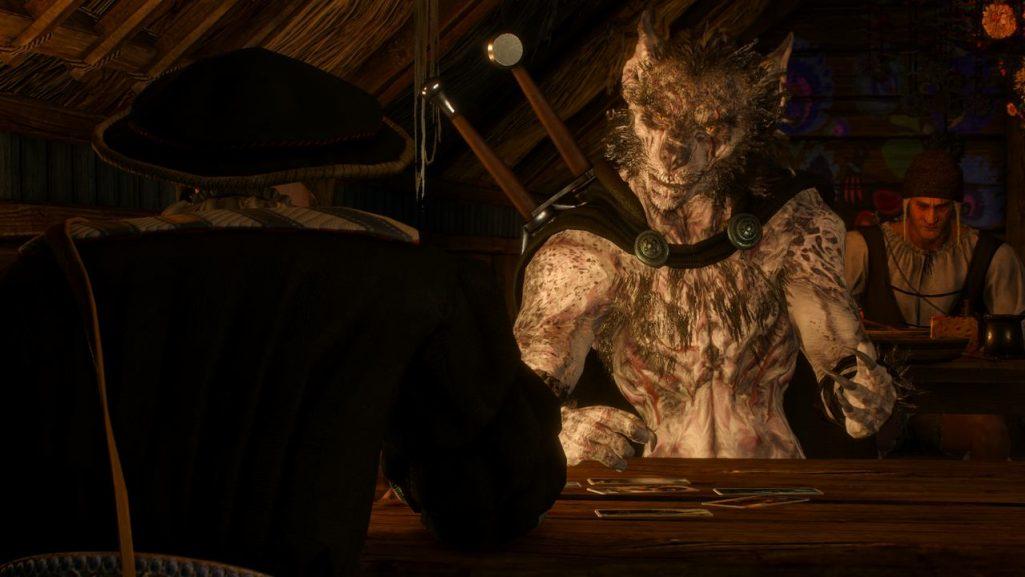 Wiedźmin 3 - nowa modyfikacja Wolven Curse