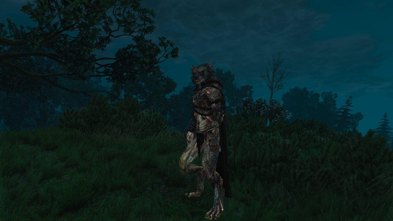 """Wiedźmin 3 - nowa modyfikacja """"Wolven Curse"""""""