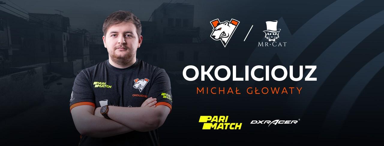 """Michał """"okoliciouz"""" Głowaty/Facebook"""