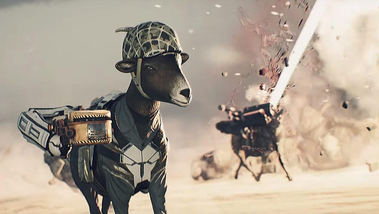 Goat of Duty w early access. Koza idzie na wojnę