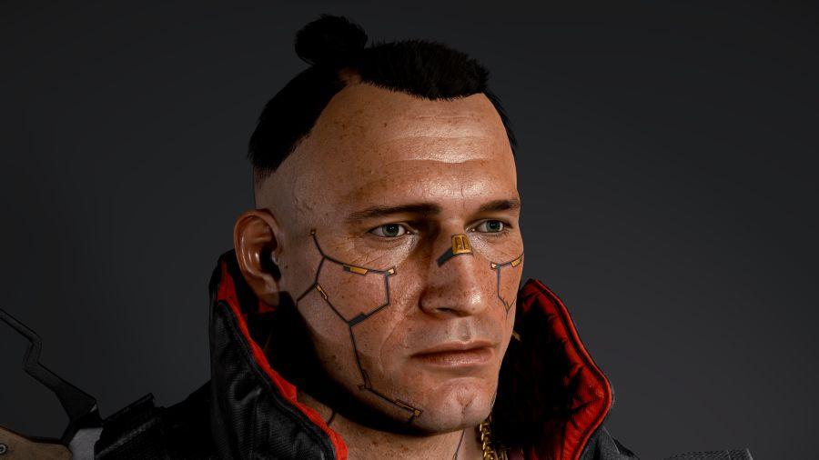 bohaterowie cyberpunk 2077 - jackie