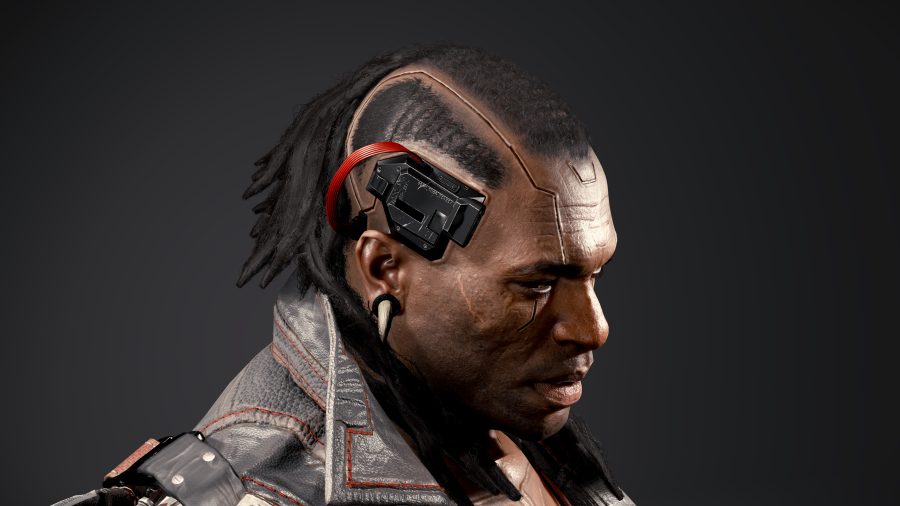 bohaterowie cyberpunk 2077 - placide