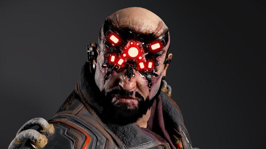 bohaterowie cyberpunk 2077 - royce