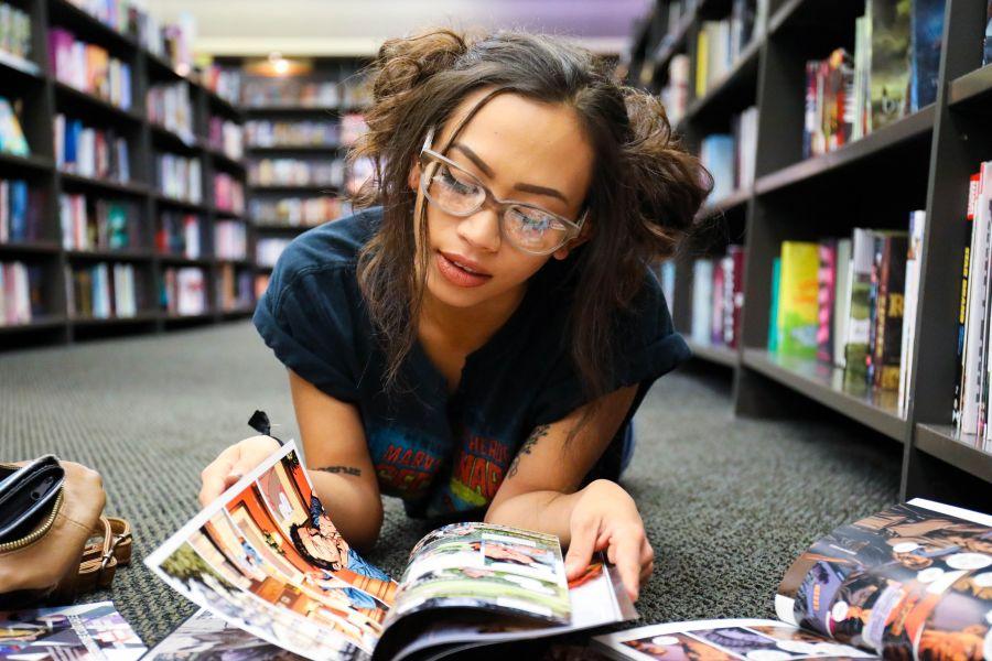 darmowe komiksy i mangi online