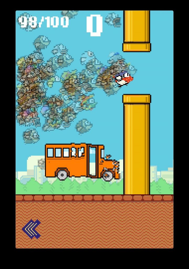 flappy bird battle royale