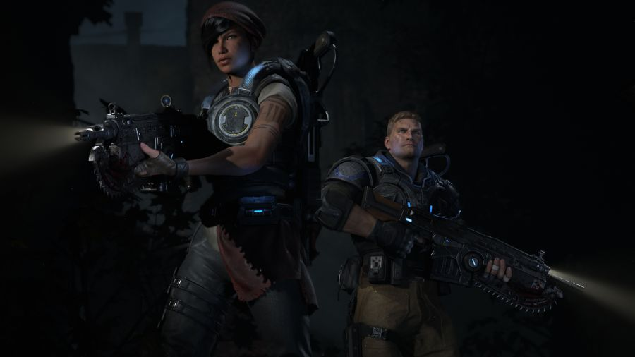 games with gold na sierpien 2019 - gears of war 4