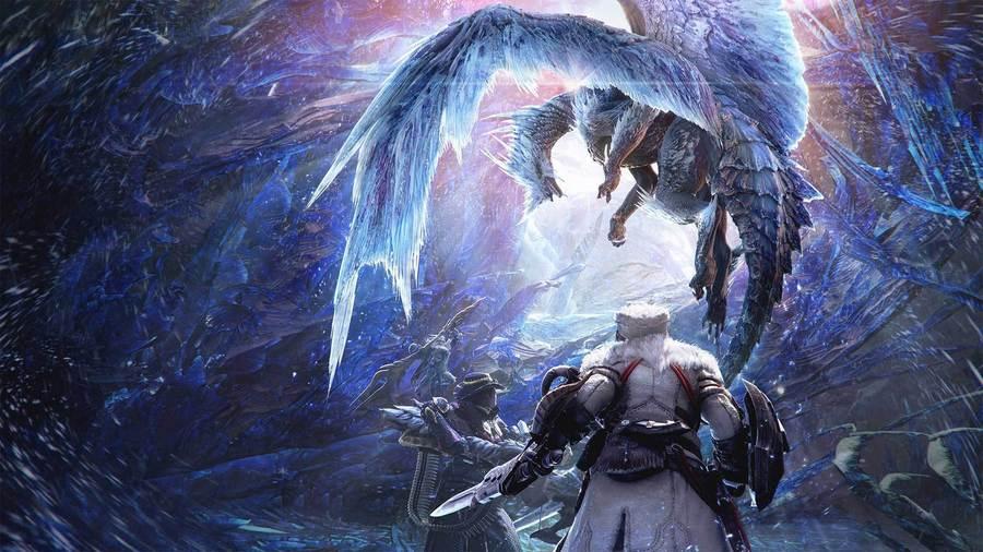 iceborne jedynym dodatkiem do monster hunter world