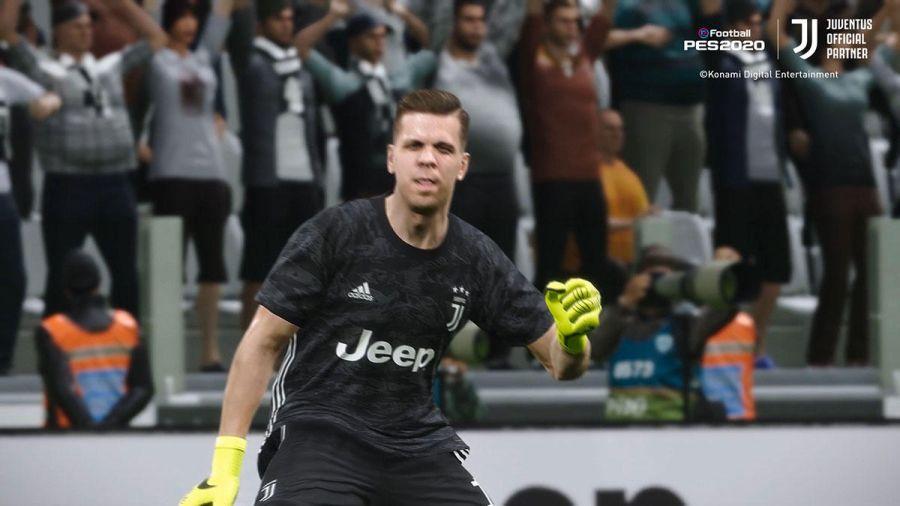 PES 2020 i Juventus. Stara Dama tylko w grze Konami!