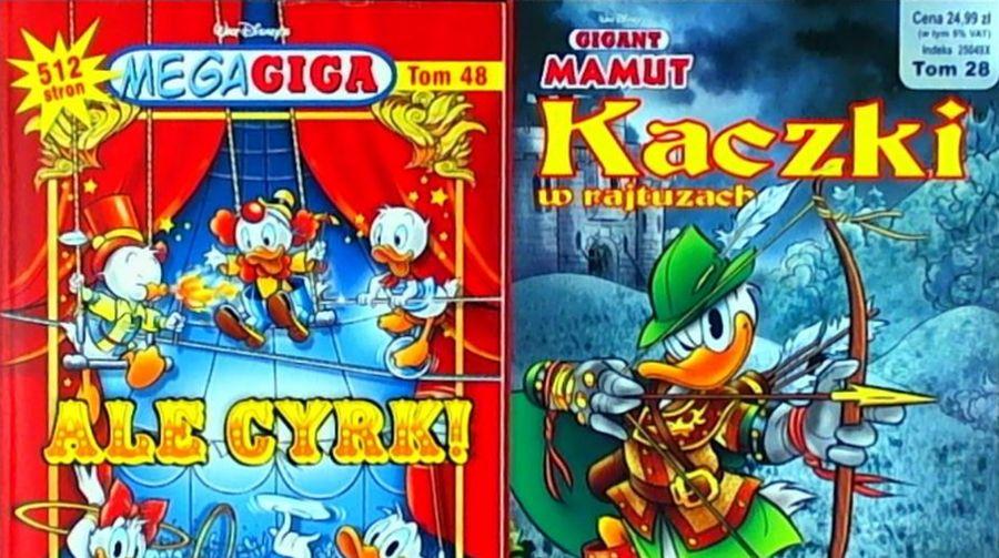 komiksy gigant przecenione