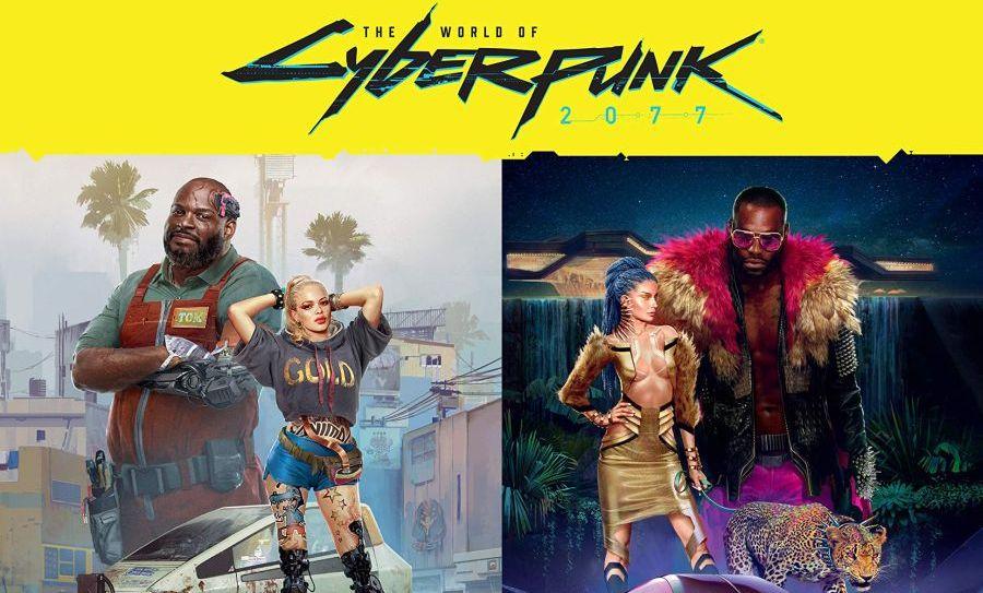 Książka Cyberpunk 2077 już w przedsprzedaży