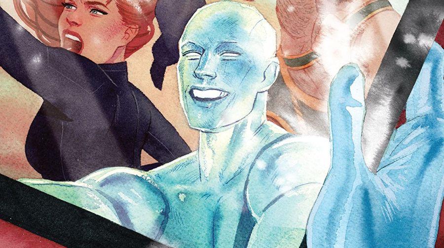 marvel's iceman lgbt na pokaz