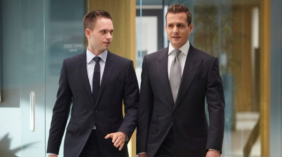 mike ross powraca na final suits