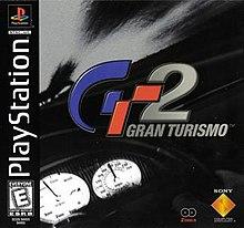najlepsze gry na playstation 1 - gran turismo 2
