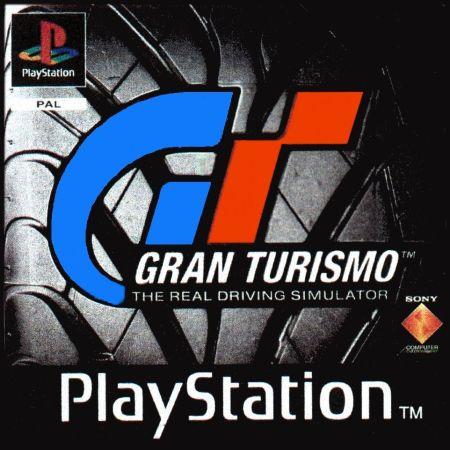 najlepsze gry na playstation 1 - gran turismo