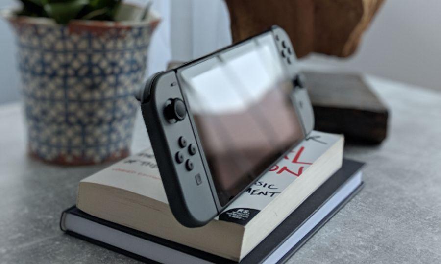 Nowa bateria w Nintendo Switch. Gry będą cieszyć dłużej