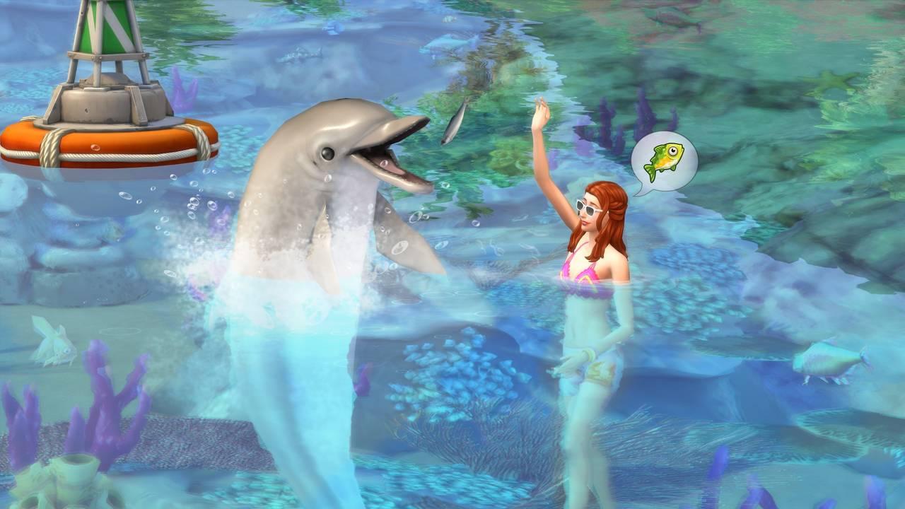 The Sims 4: Wyspiarskie życie. Całkiem dobry dodatek [RECENZJA]