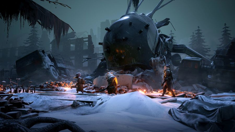 Trailer Mutant Year Zero: Seed of Evil z łosiem Big Khanem