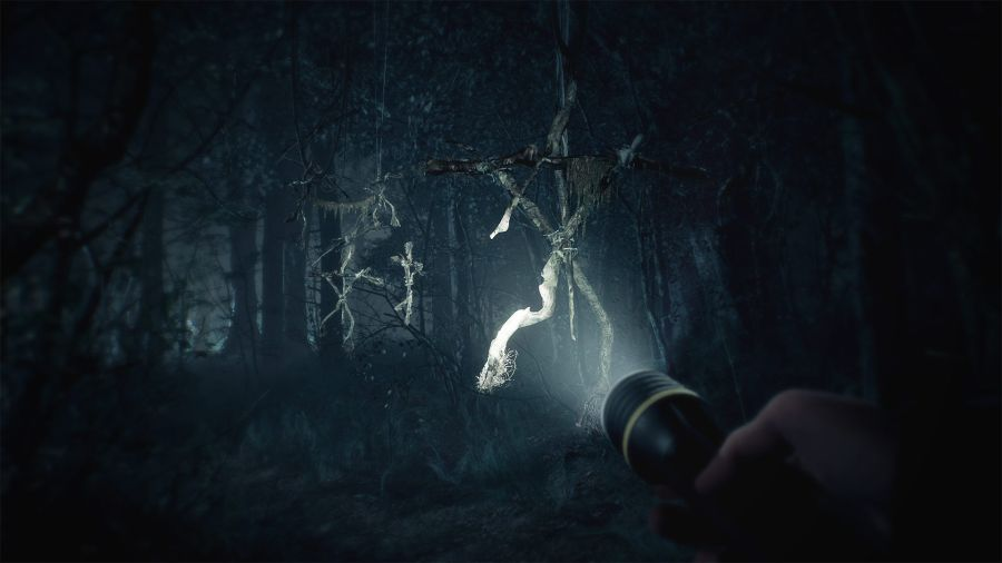 trailer polskiego horroru blair witch