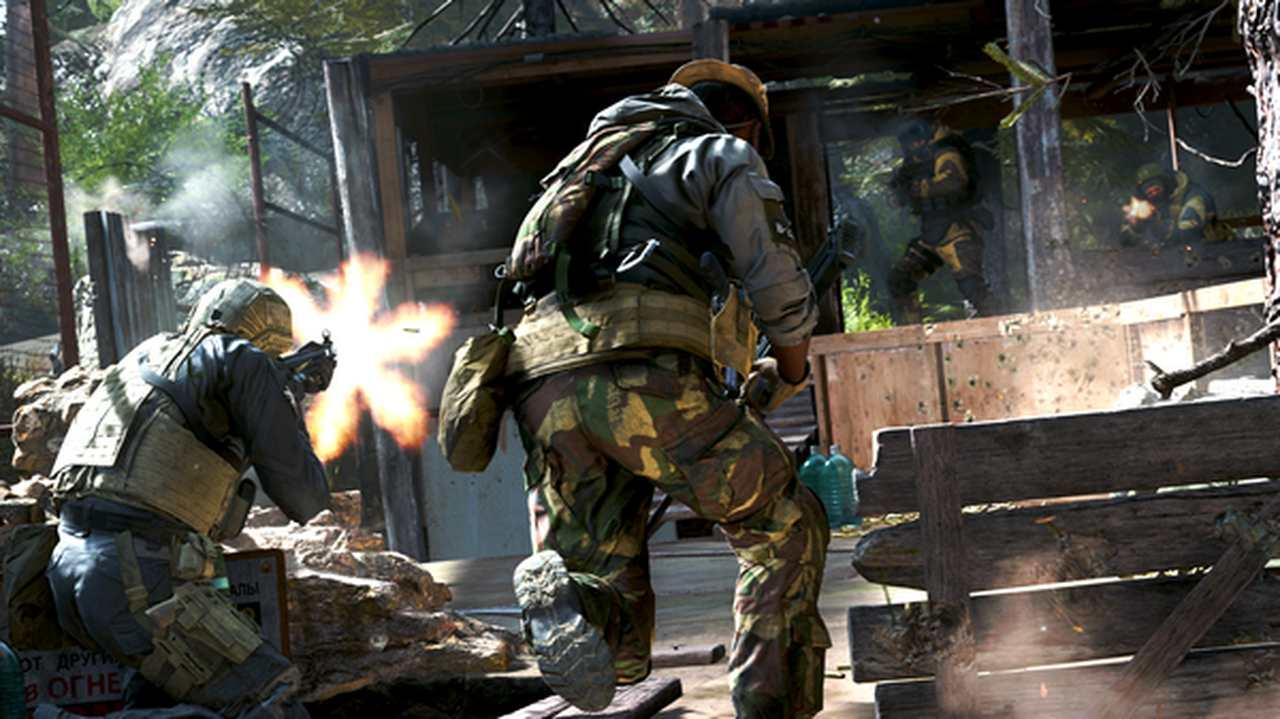 Call Of Duty: Modern Warfare. Nadchodzi nowa generacja rozgrywki