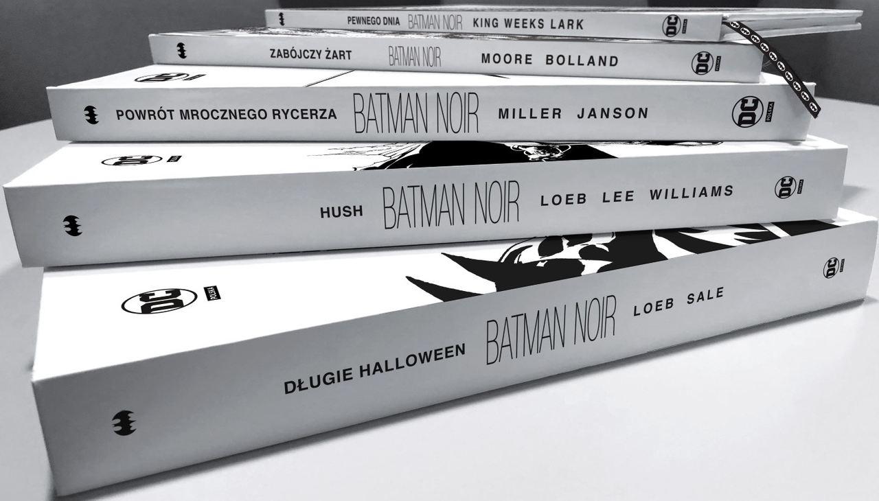 Batman Noir – wyjątkowa publikacja na 80-lecie Batmana