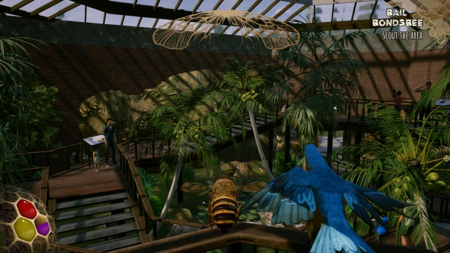 bee simulator na gamescom 2019