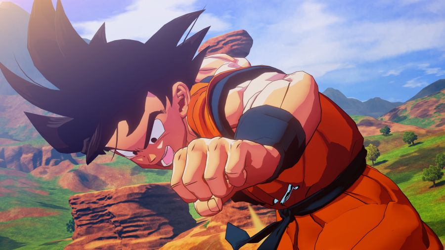 dragon ball z kakarot na gamescom 2019