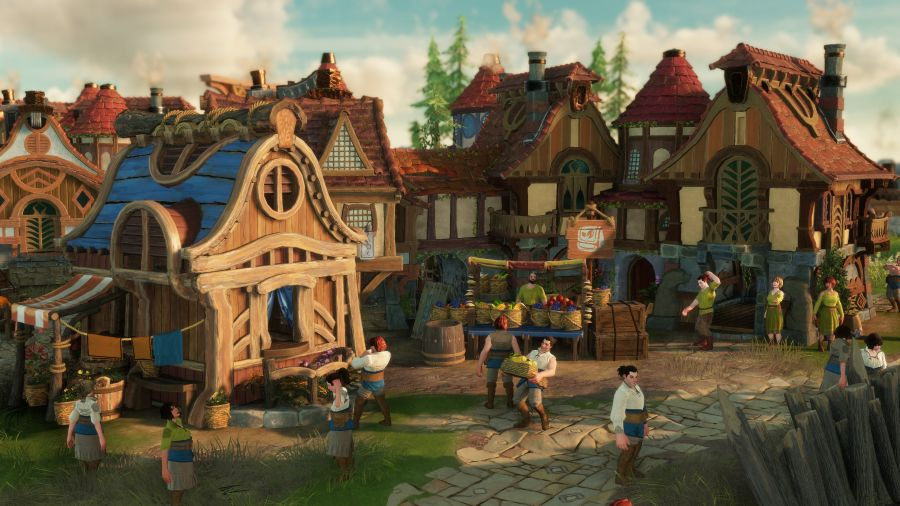 gamescom 2019 - the settlers z data premiery