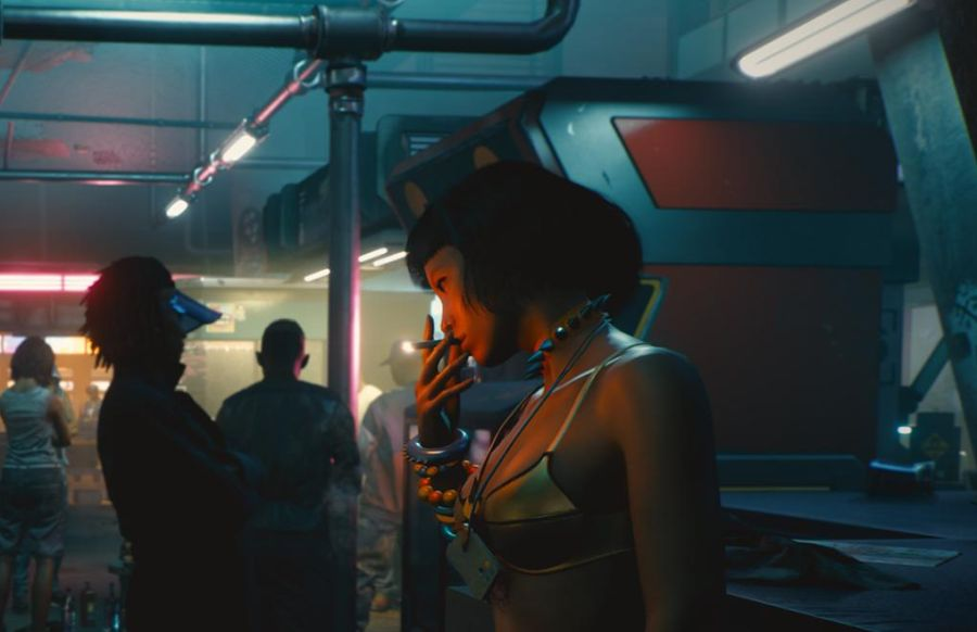 gry z gamescom 2019 nvidia cyberpunk 2077