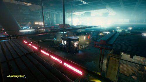 genialne oświetlenie zasługą ray tracingu w Cyberpunk 2077