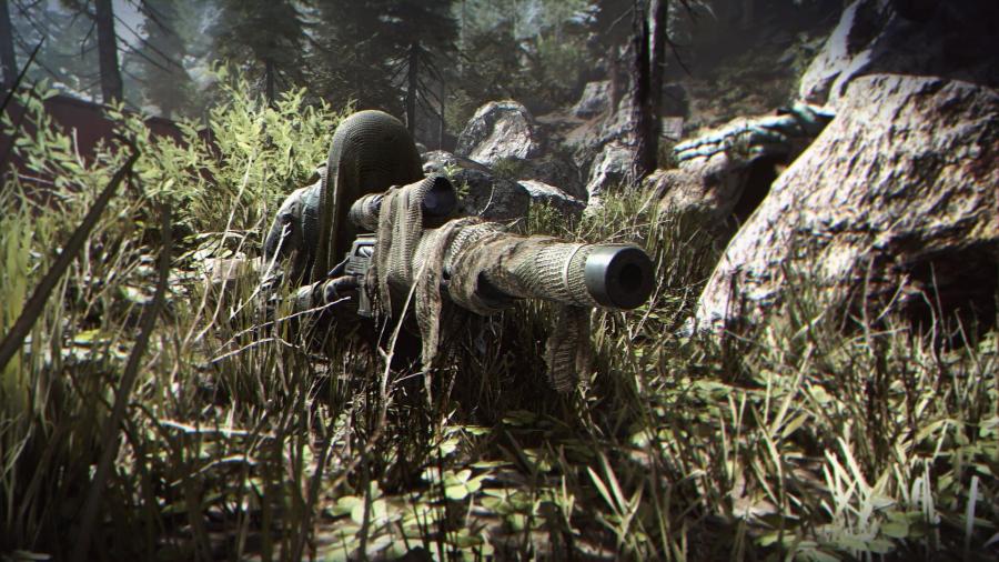test wersji alfa call of duty modern warfare na ps4