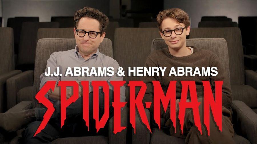 Spider-Man J.J. Abramsa na trailerze. Ojciec i syn opowiadają o komiksie