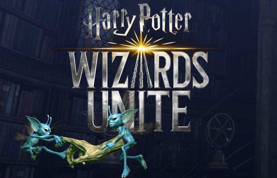 update harry potter wizard's unite