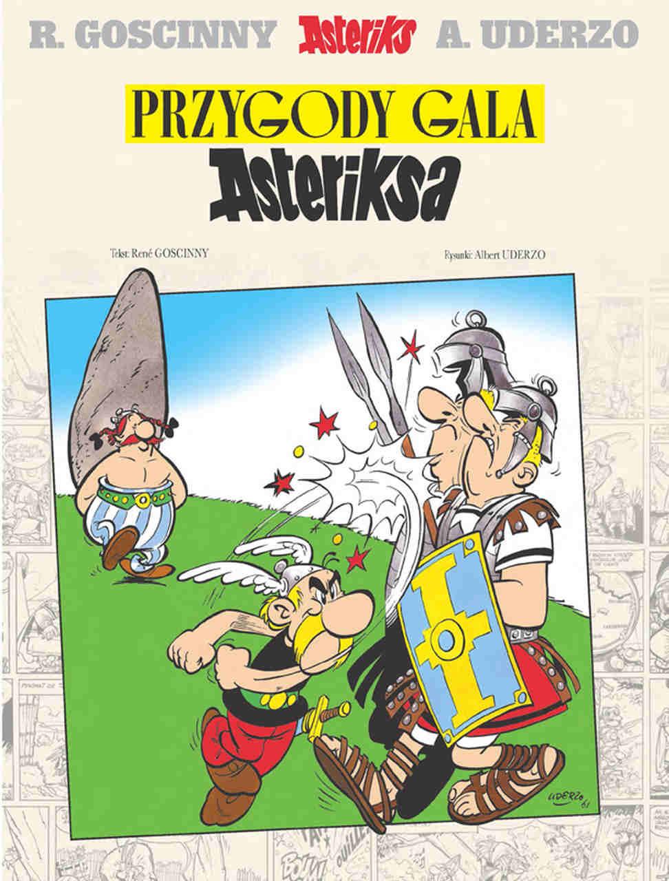 komiksy egmont na wrzesien 2019 przygody gala asteriksa