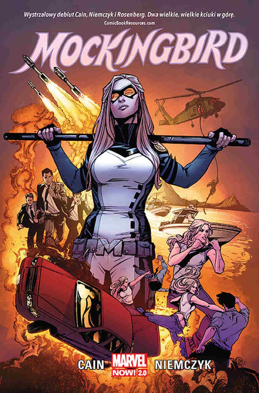 komiksy egmont na wrzesien 2019 mickingbird