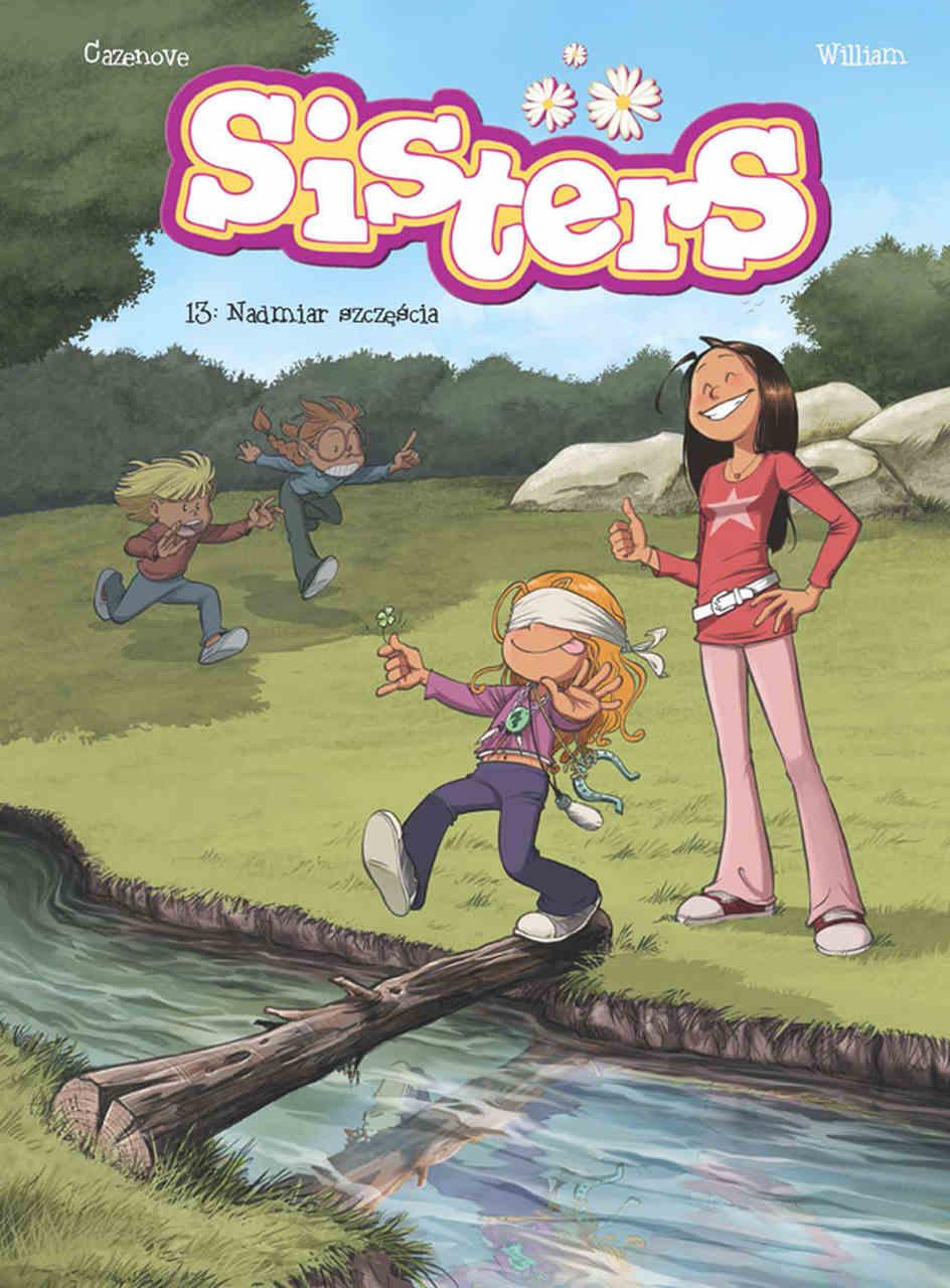komiksy egmont na wrzesien 2019 sisters