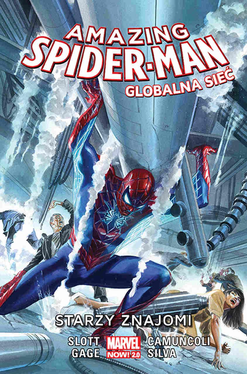 komiksy egmont na wrzesien 2019 amazing spider-man