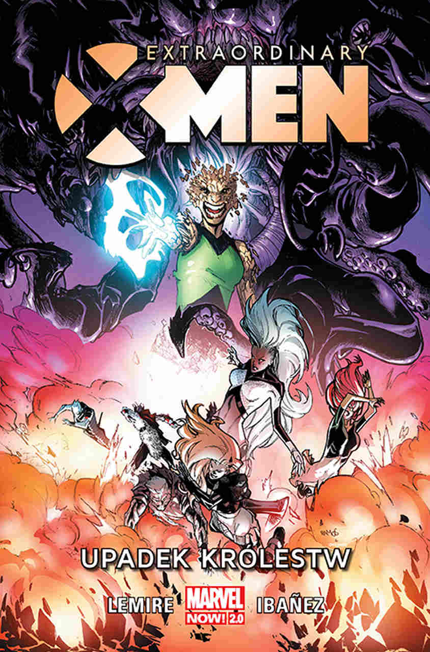 komiksy egmont na wrzesien 2019 x-men