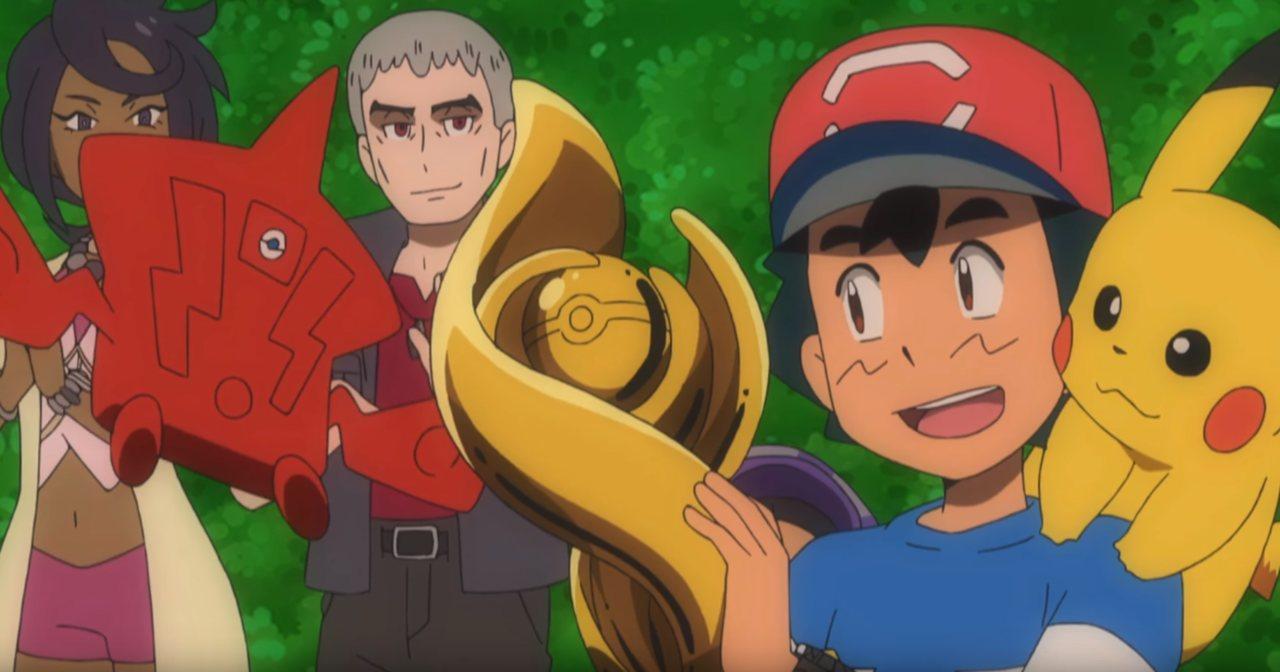 Pokemony mają nowego mistrza! Po 22 latach został nim Ash Ketchum