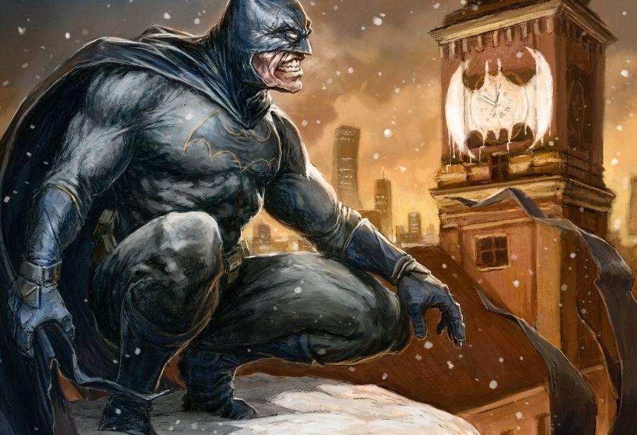 batman superbohaterowie na ulicach polskich miast