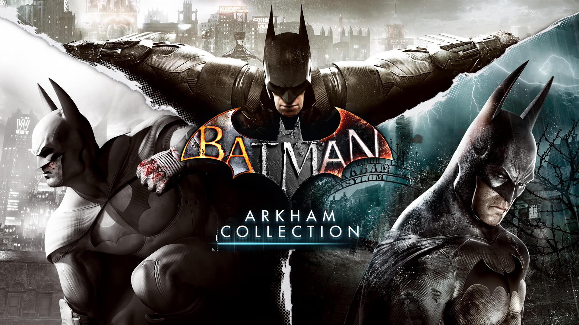 Batman: za darmo 6 gier z Arkham Collection i Lego Trilogy