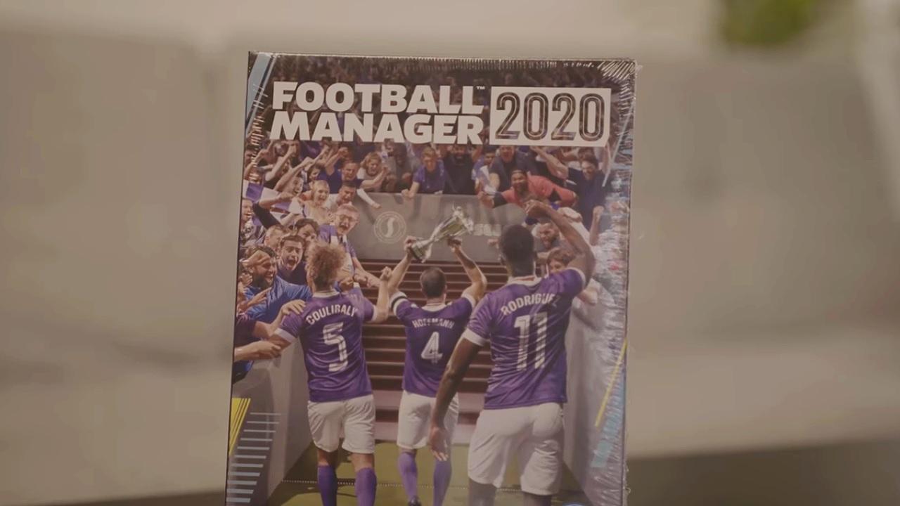 Football Manager 2020 w ekologicznym opakowaniu