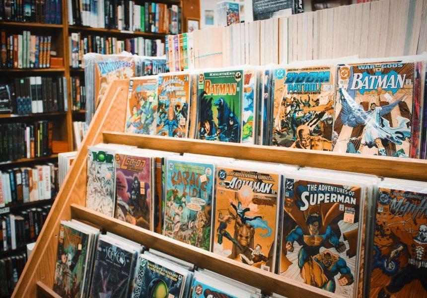 Inwestowanie w komiksy? Kolekcja może być dużo warta
