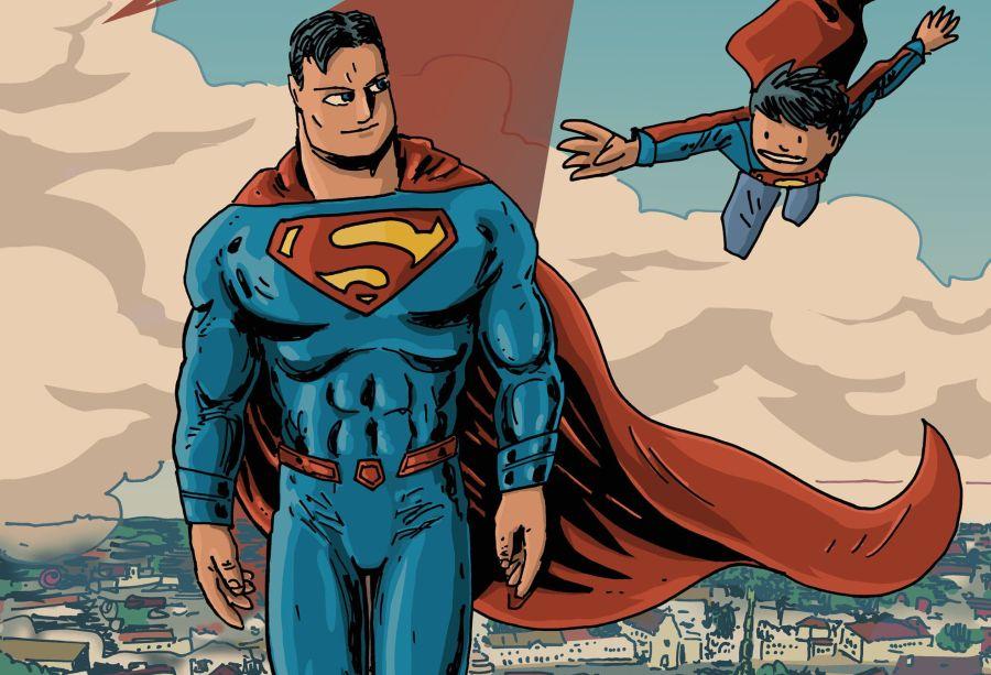 superman kijuc