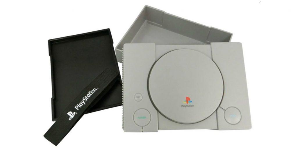 PlayStation 1 jako pudełko na lunch!