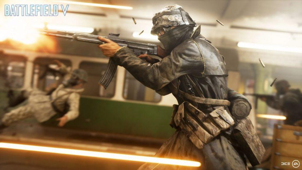 Battlefield V: Operacja Podziemie już dostępna