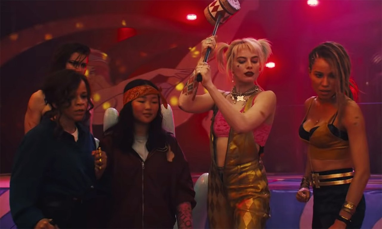 birds of prey trailer