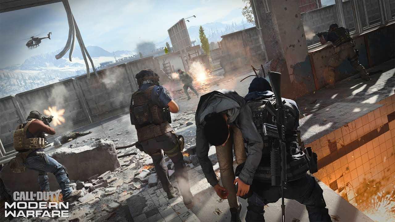 Call of Duty: Modern Warfare [PRZED PREMIERĄ]