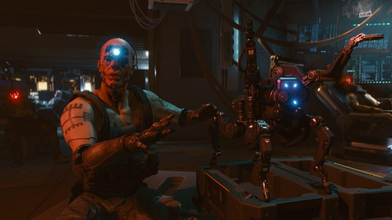 cyberpunk 2077 z dubbingiem pl na pga 2019