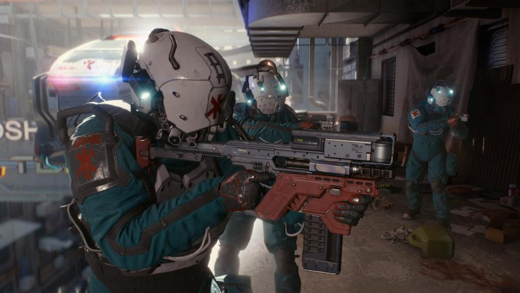 Premiera Cyberpunk 2077 przesunięta na wrzesień!