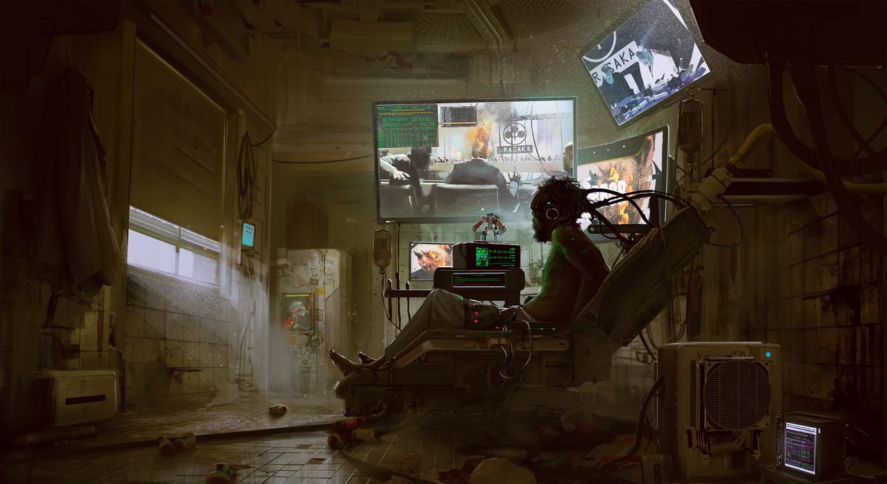 wciaz czekamy na wiesci o trybie multiplayer w cyberpunk 2077